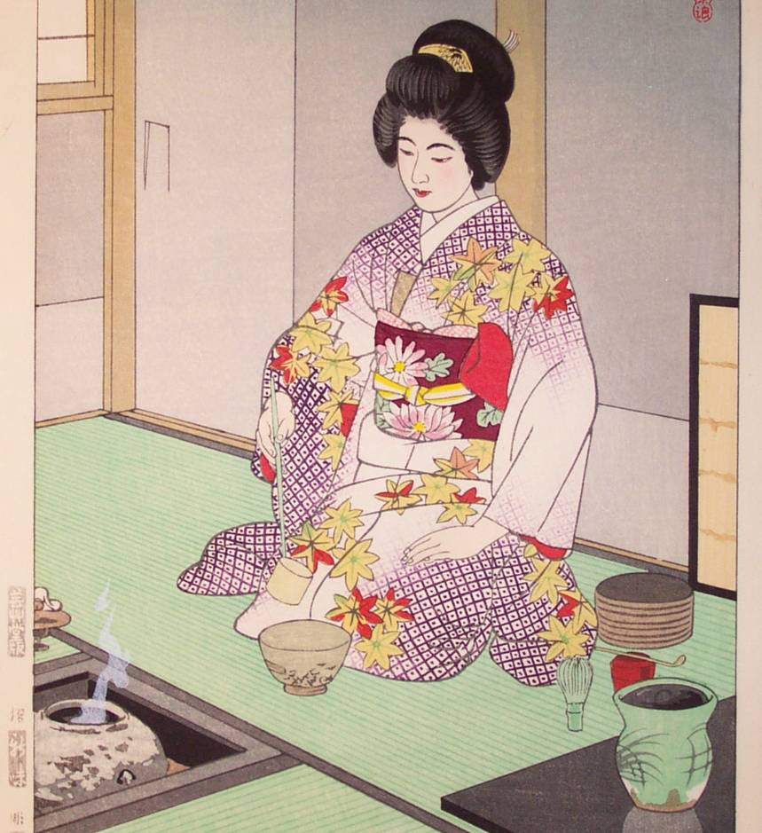 chanoyu essay history in japan tea